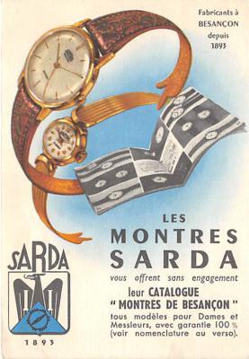 adv002509 - Advertising Postcard - Old Vintage Antique