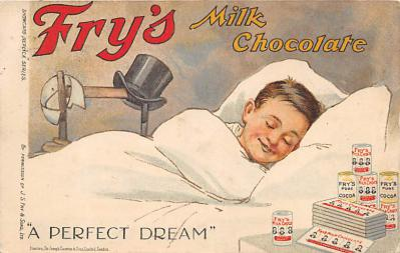 Frys Milk Chocolat