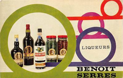 Liqueurs Benoit Serres