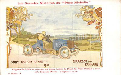 Coupe Gordon Bennett 1901