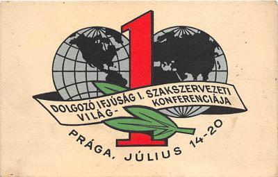 Praga, Julius 14-20