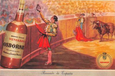 Brandy Recuerdo de Espana