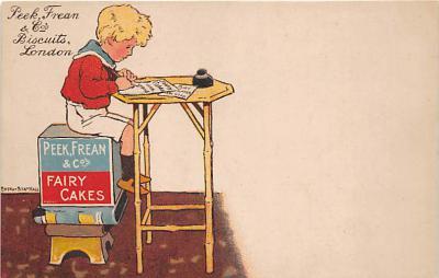 adv002582 - Advertising Postcard - Old Vintage Antique