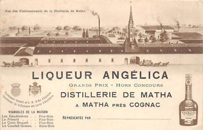 Liqueur Angelica Congnac