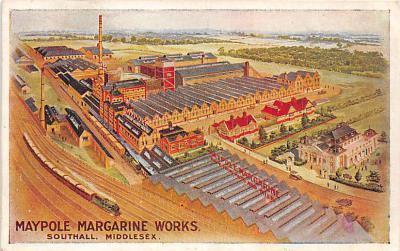 Maypole Margarine Workds