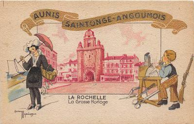 Aunis Saintonge Angoumois