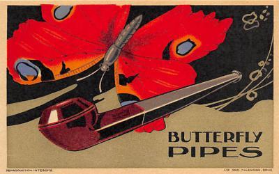 adv002618 - Advertising Postcard - Old Vintage Antique