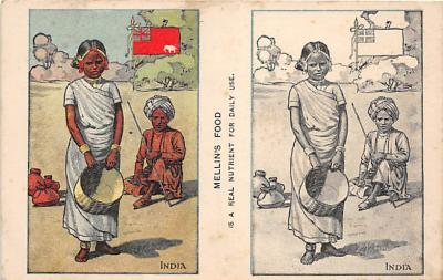 adv002639 - Advertising Postcard - Old Vintage Antique