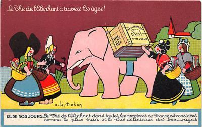 Elephant De Nos Jours