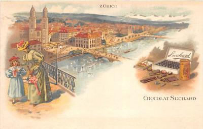 adv002646 - Advertising Postcard - Old Vintage Antique