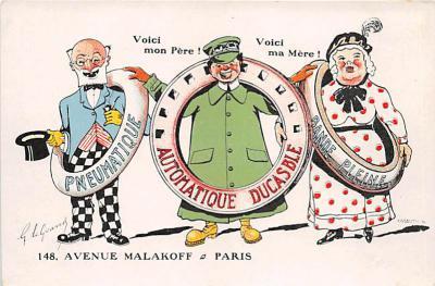 Avenjue Malakoff Paris