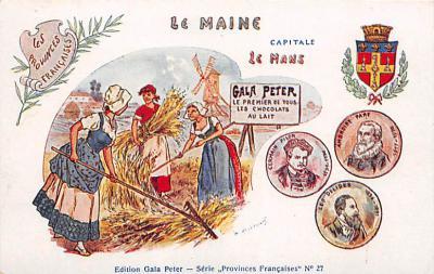 adv002664 - Advertising Postcard - Old Vintage Antique