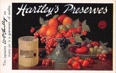 Hartleys Preserves