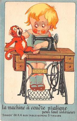 adv002681 - Advertising Postcard - Old Vintage Antique