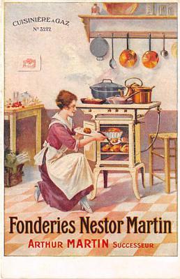 Fonderies Nestor Martin
