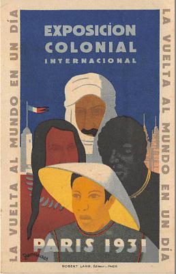 Exposicion Coloinal Internacional Paris 1931