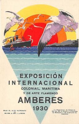 adv002712 - Advertising Postcard - Old Vintage Antique