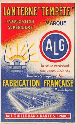 adv002743 - Advertising Postcard - Old Vintage Antique