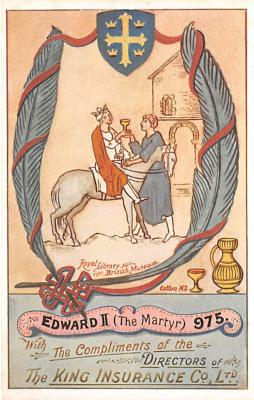 Edward II The Martyr 975