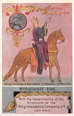 Royal Costume & Equipment of Horses