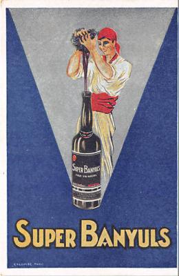 adv002796 - Advertising Postcard - Old Vintage Antique