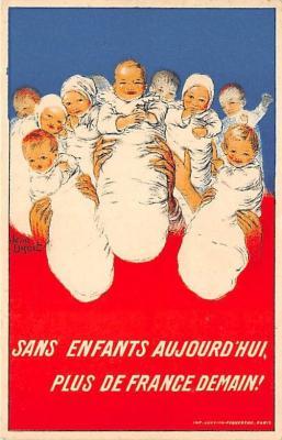 Sans Enfrants Aujourd Hui, Plus De France Demain