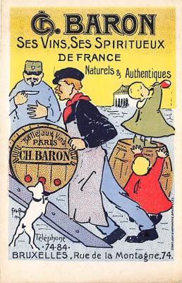 adv002810 - Advertising Postcard - Old Vintage Antique