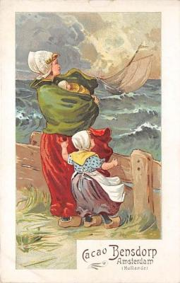 adv002825 - Advertising Postcard - Old Vintage Antique