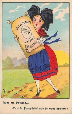 Sels de Potasse DAlsace Mulhouse