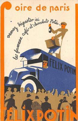 adv002846 - Advertising Postcard - Old Vintage Antique