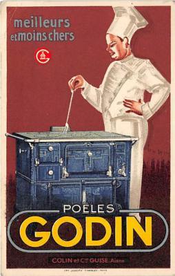 adv002850 - Advertising Postcard - Old Vintage Antique