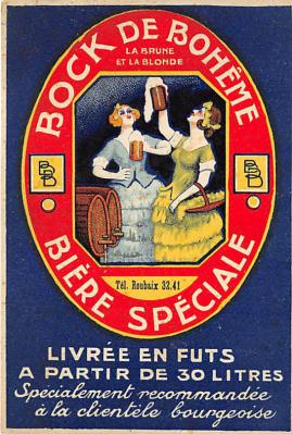 Bock De Boheme