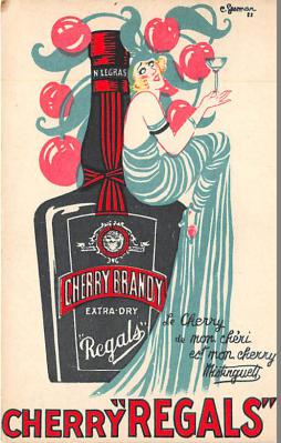 adv002856 - Advertising Postcard - Old Vintage Antique