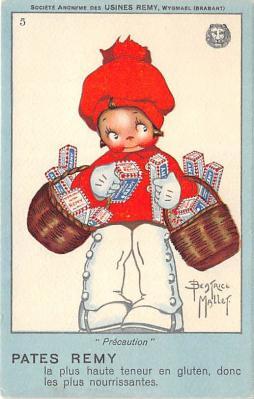 adv002859 - Advertising Postcard - Old Vintage Antique
