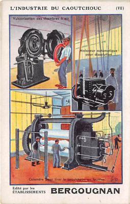 LIndustrie Du Caoutchouc Bergougnan