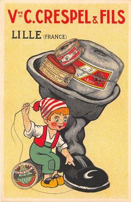 adv002898 - Advertising Postcard - Old Vintage Antique