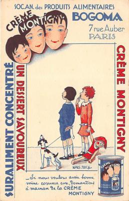 Cr�me Montigny Bogoma Paris