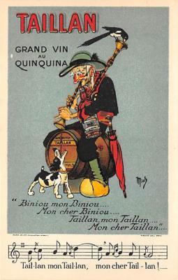 Taillan Grand Vin au Quinquina
