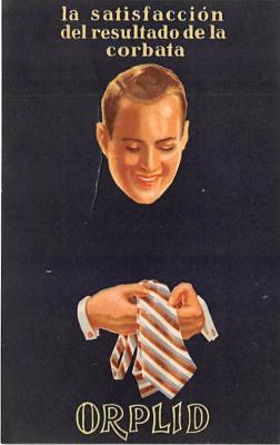 Orplid Tie