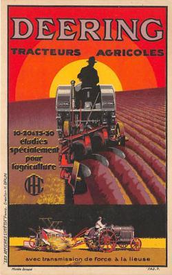 Derring Tracteurs Agricoles
