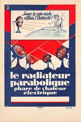 adv002926 - Advertising Postcard - Old Vintage Antique