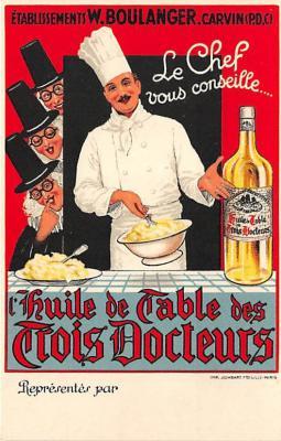 adv002930 - Advertising Postcard - Old Vintage Antique