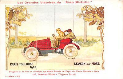 Les Grandes Victories du Pneu Michelin