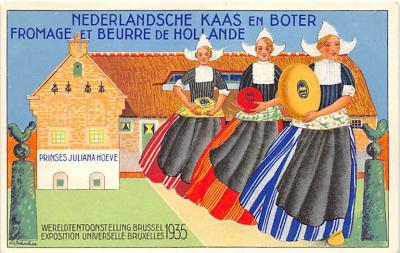 Nederlandsche Kaas en Boter