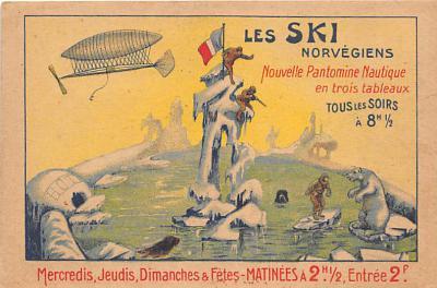 Les Ski Norvegiens