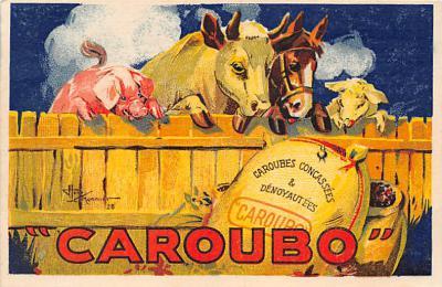 adv002975 - Advertising Postcard - Old Vintage Antique