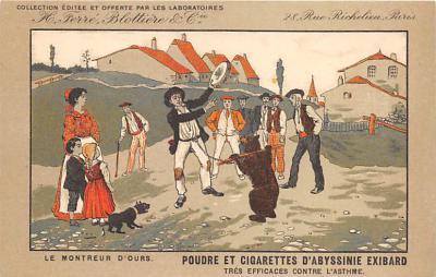 Poudre Et Cigarettes DAbyssinie Exibard