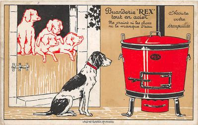 Buanderie Rex