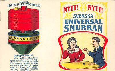 Svenska Universal Snurran