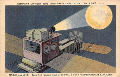 Comment Vivront Nos Arriere Neveux en lan 2012
